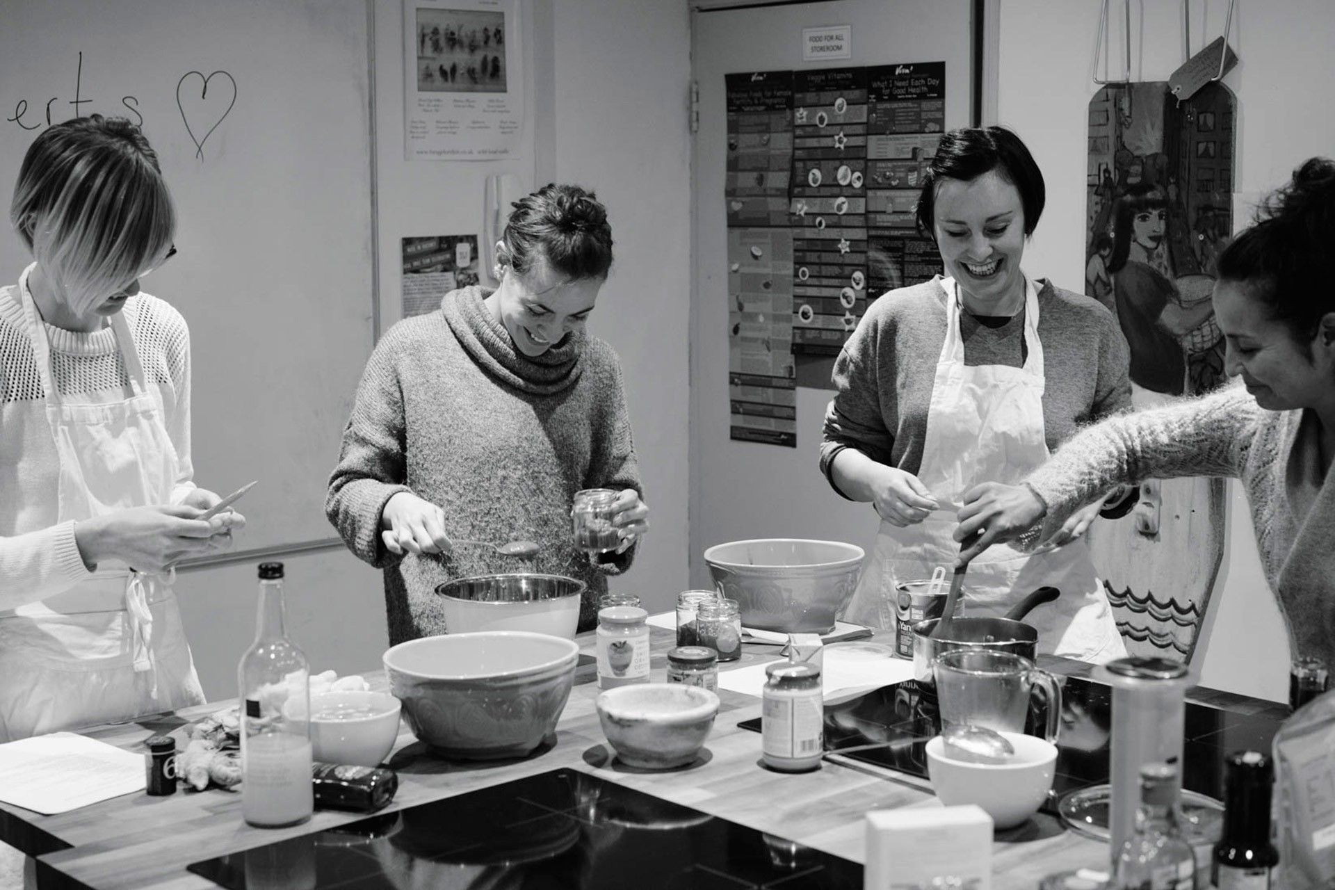 Bespoke Cooking Classes