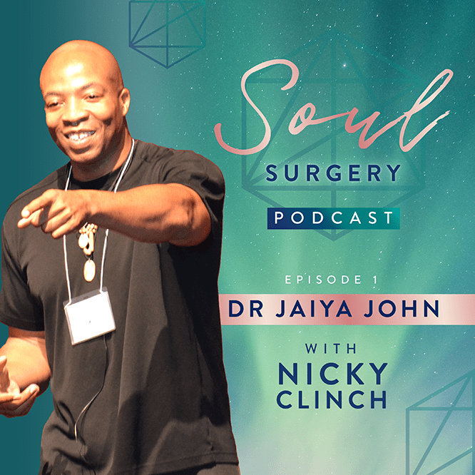 Soul Surgery podcast episode one